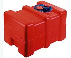 Kraftstofftank 42 Ltr. für Diesel, Biodiesel, Pflanzenöl, Heizöl