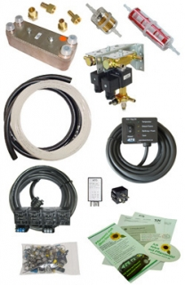 ATG Pflanzenöl-Umrüstsystem 12/24 V - bis 150 kW Motorleistung