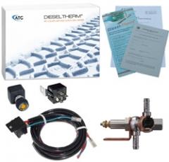 DIESEL-THERM 12 V - Universalversion für flexible Leitung
