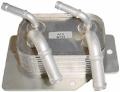 Plattenwärmetauscher WT01, 2x AD 08 / 2x AD 12 mm, Alu