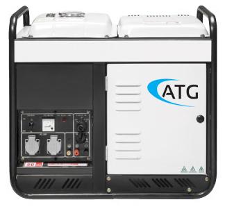ATG MULTIFUEL 3SP STROMGENERATOR