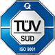ATG QM-System zertifiziert nach DIN EN ISO 9001:2008