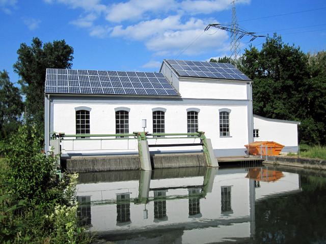 ATG Wassserkraftwerk 250 kW in Gundelfingen an der Brenz